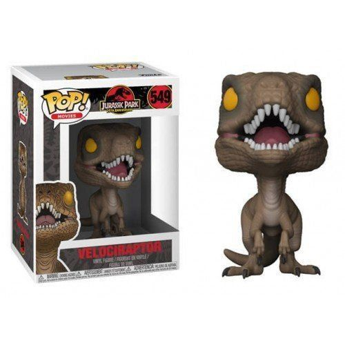 Funko Pop! Velociraptor: Jurassic Park #549 - Funko