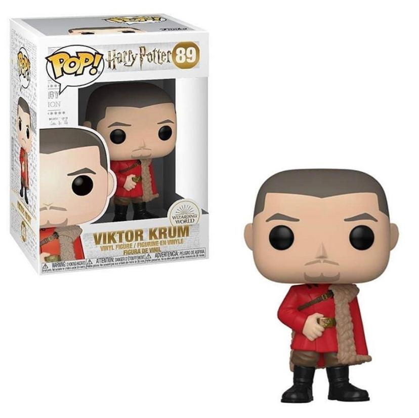 Funko Pop! Viktor Krum: Harry Potter #89 - Funko