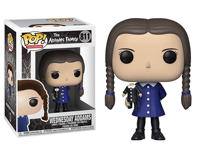 Funko Pop! Wednesday Addams: A Família Addams (The Addams Family) #811- Funko