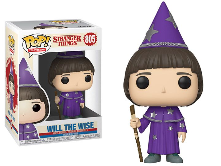 Funko Pop! Will (the Wise): Stranger Things #805 - Funko