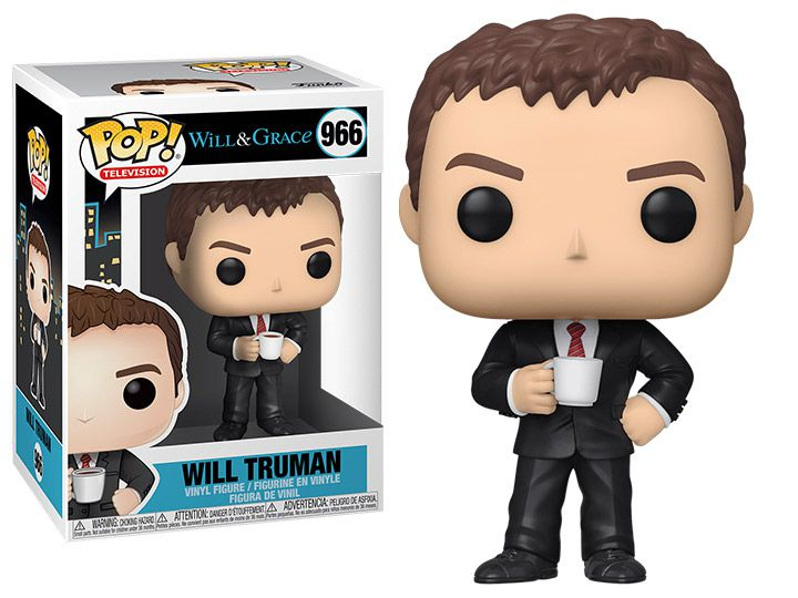 Funko Pop! Will Truman: Will & Grace #966 - Funko
