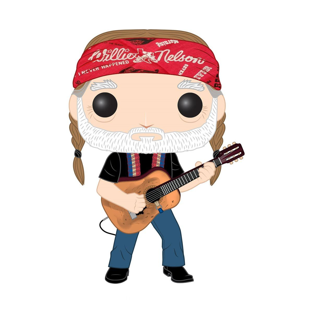 PRÉ VENDA: Funko Pop! Willie Nelson: Rocks - Funko