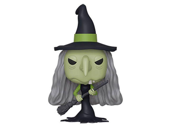 Funko Pop! Witch: O Estranho Mundo de Jack (Nightmare Before Christmas) #599 - Funko