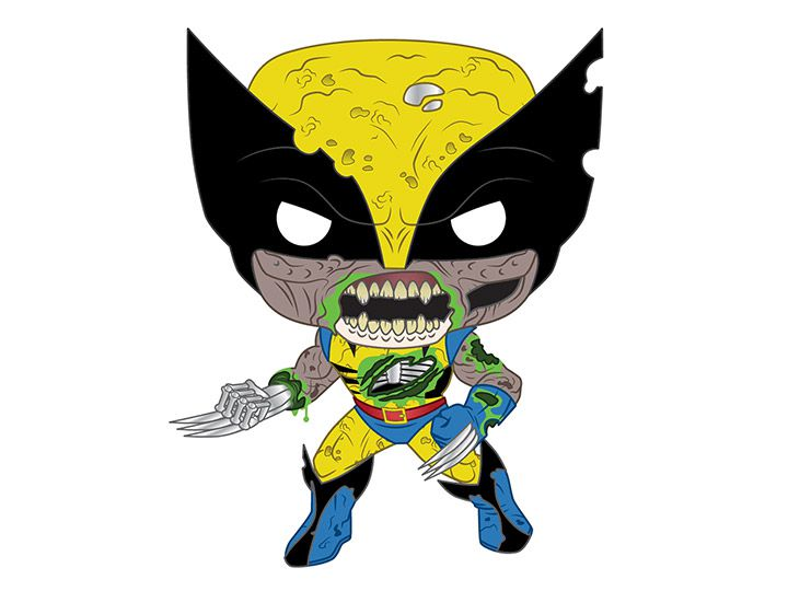 PRÉ VENDA: Funko Pop! Wolverine: Marvel Zombies (Marvel) - Funko