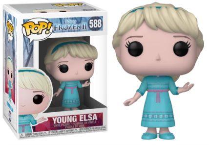 Funko Pop! Young Elsa: Frozen 2 #588 - Funko