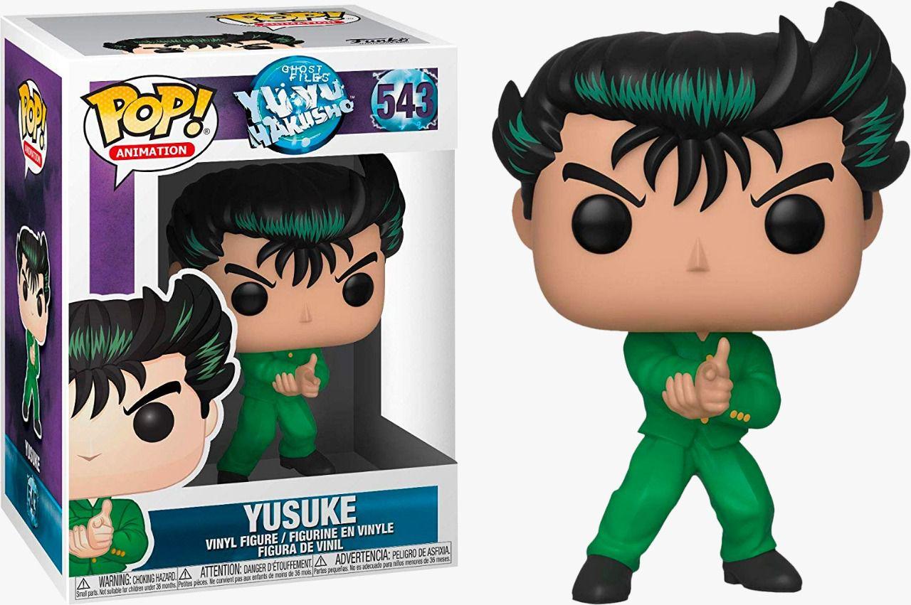 Funko Pop! Yusuke: Yu Yu Hakusho #543 - Funko
