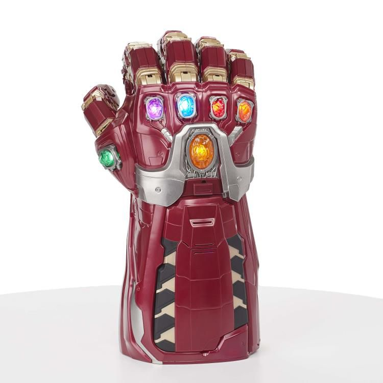 Réplica Manopla do Infinito (Power Gauntlet): Vingadores Ultimato (Avengers Endgame) - Marvel Legends