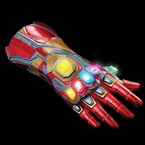 PRÉ VENDA: Réplica Manopla Nano Homem de Ferro Iron Man Nano Gauntlet Vingadores Ultimato - Marvel Legends