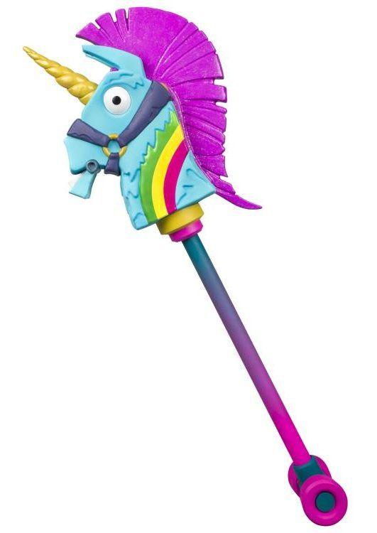 Réplica Picareta Unicórnio Rainbow Smash (Premium): Fortnite - McFarlane