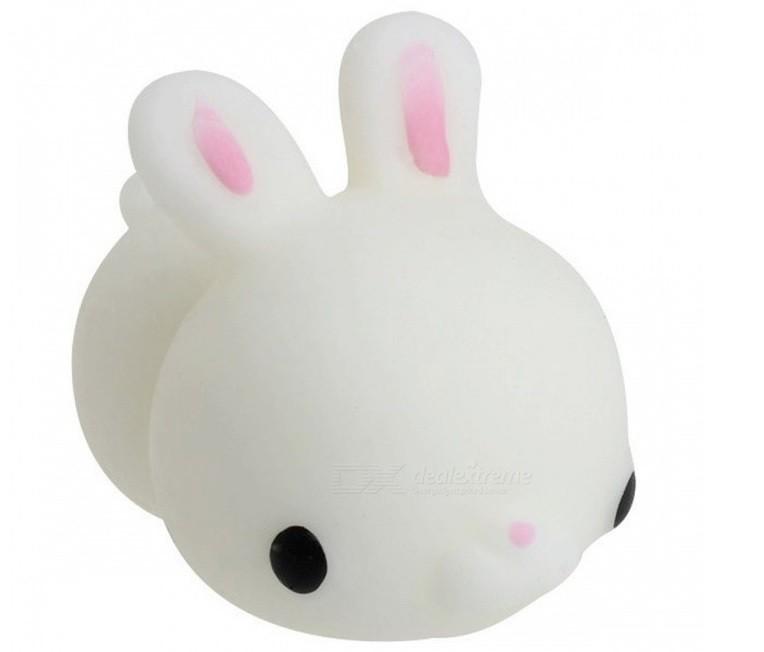 PRÉ VENDA: Squishy Toy Brinquedo de Apertar Anti Stress Coelho