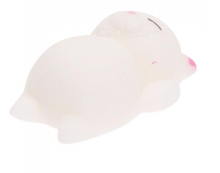 PRÉ VENDA: Squishy Toy Brinquedo de Apertar Anti Stress Gato Preguiçoso