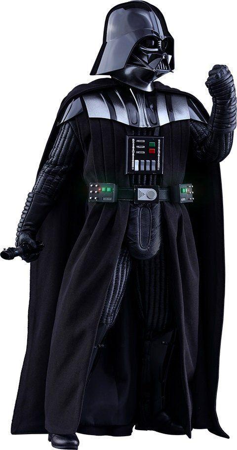 Boneco Darth Vader: Star Wars Rogue One Escala 1/6 - Hot Toys