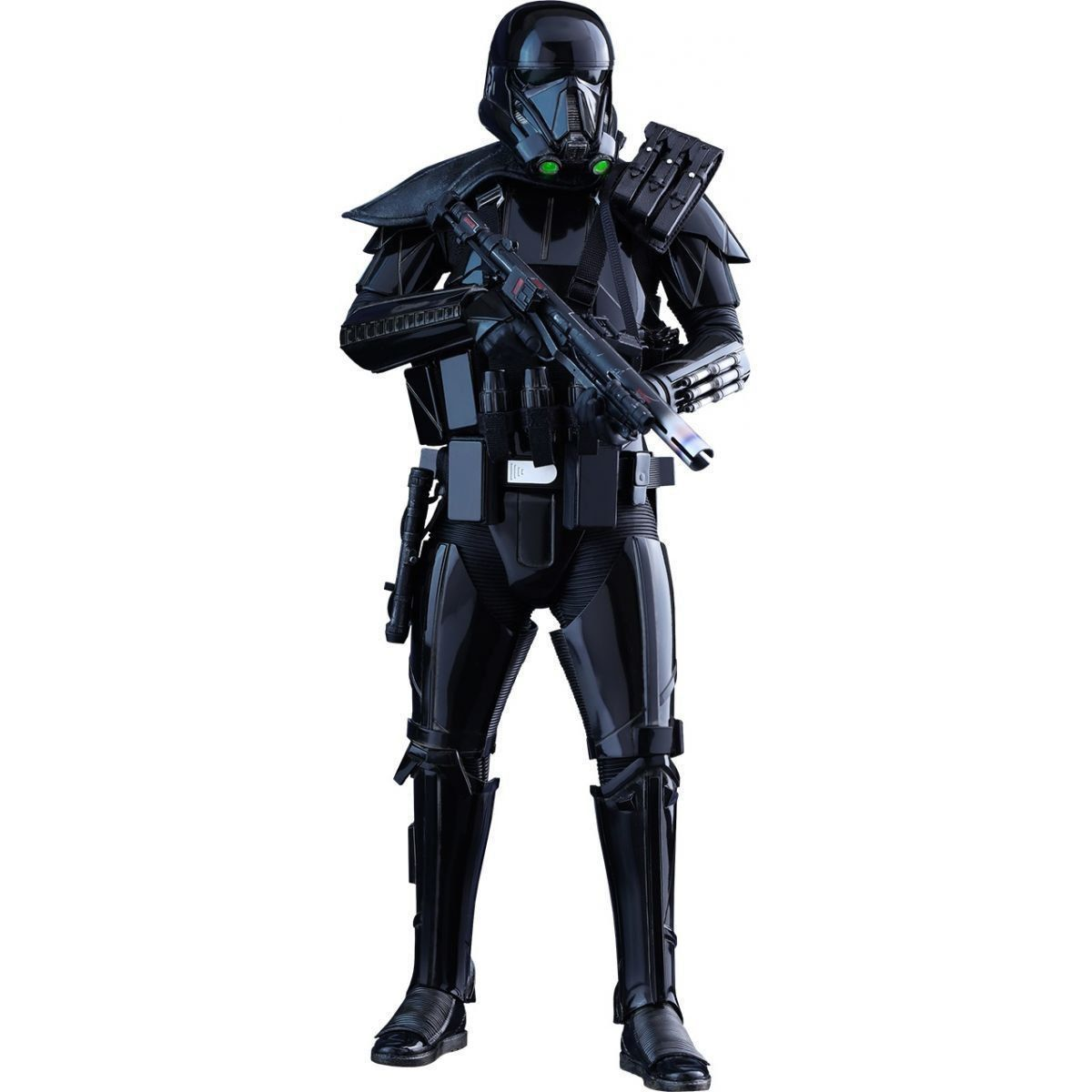 Boneco Death Trooper (Specialist): Star Wars Rogue One 1/6 (MMS385) - Hot Toys - CD