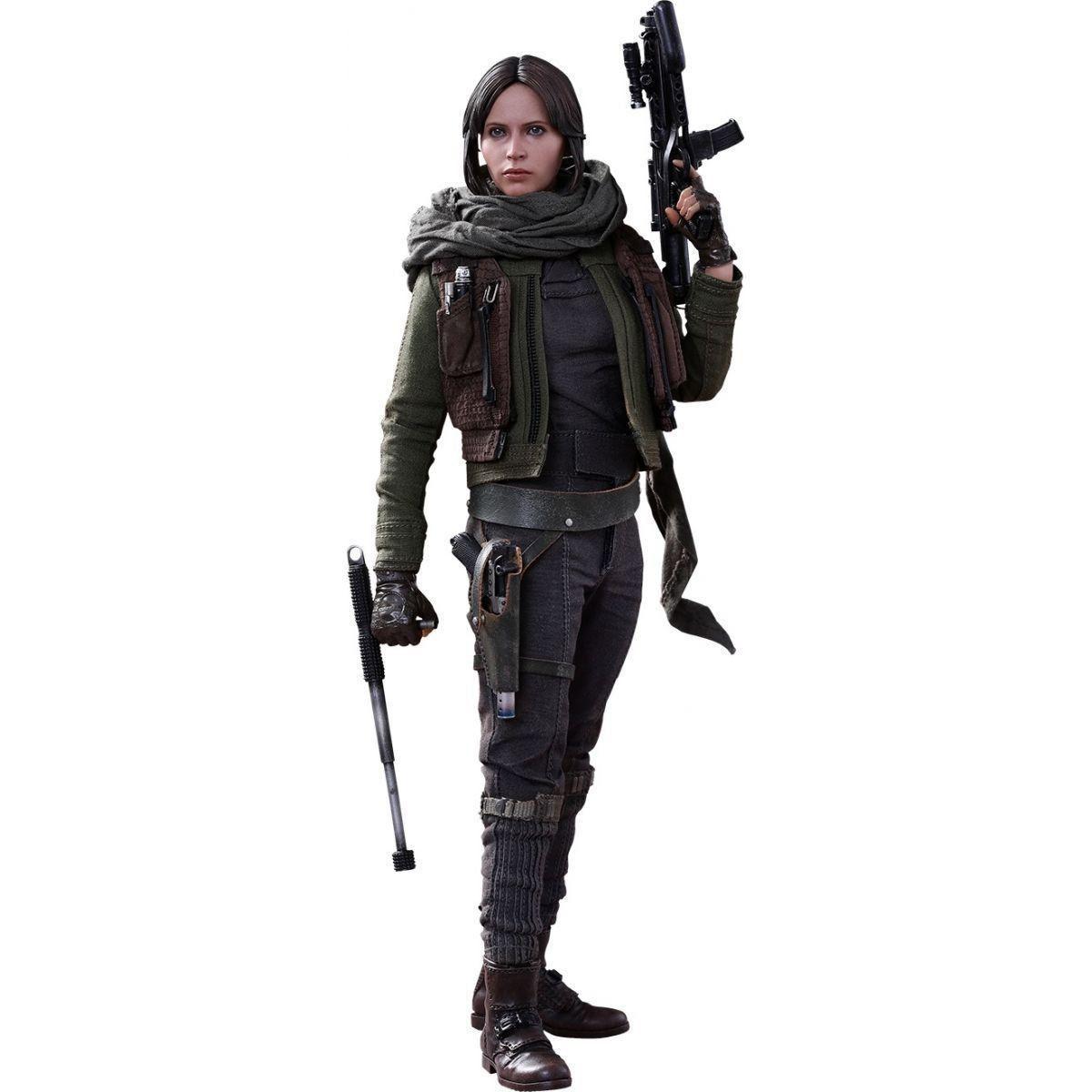 Action Figure Jyn Erso: Rogue One Uma História Star Wars (MMS404) Escala 1/6 - Hot Toys
