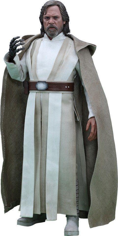 Action Figure Luke Skywalker: Star Wars: O Despertar da Força Escala (MMS390) Escala 1/6  - Hot Toys