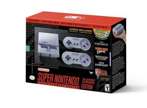Super Nintendo (SNES Classic Edition) - Nintendo