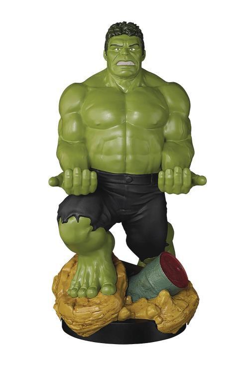 PRÉ VENDA Suporte Para Controle de Vídeo Game e Celular: Hulk - Vingadores: Guerra Infinita (Avengers: Infinity War) Exquisite Gaming