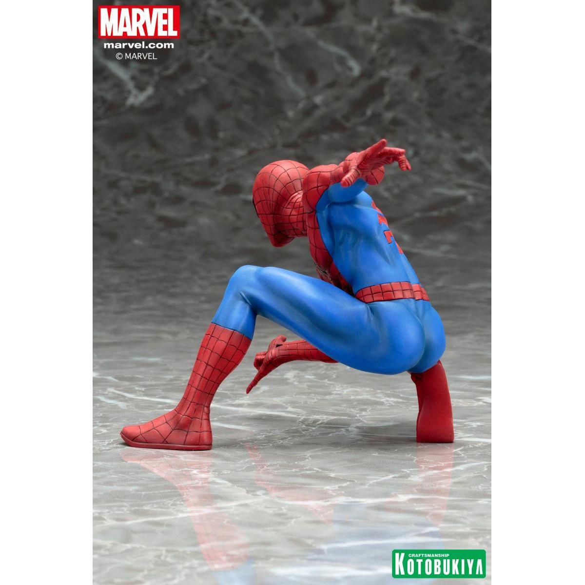 Estátua Homem-Aranha (Spider-Man): The Amazing Spider-Man ArtFX+ Statue Escala 1/10 - Kotobukiya