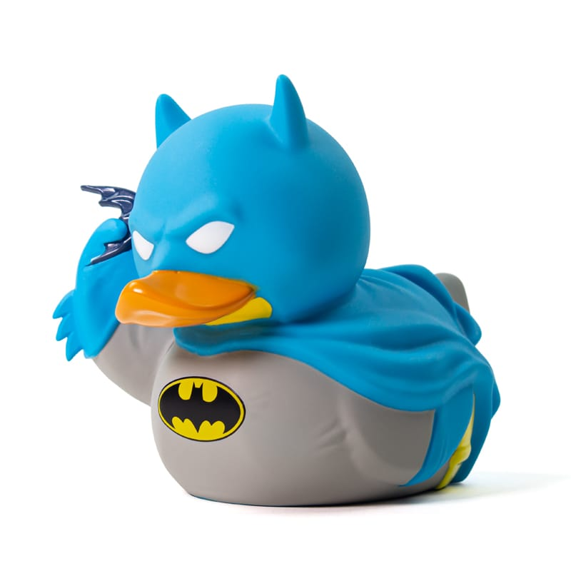 PRÉ VENDA: Tubbz Batman: DC Comics (Cosplaying Duck Collectible) Patinho Colecionável