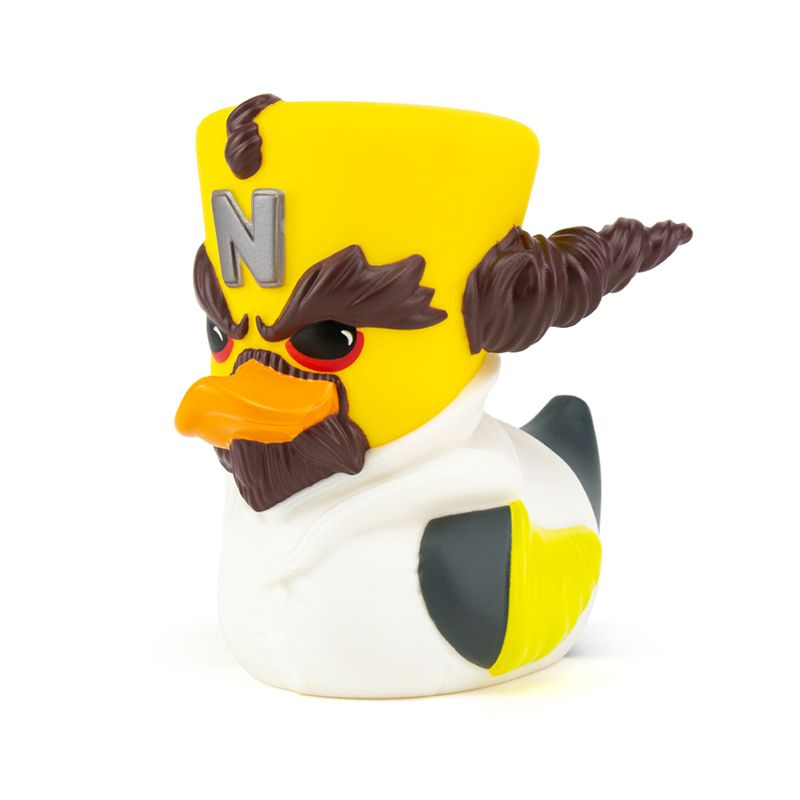 PRÉ VENDA: Tubbz Doctor Neo Cortex: Crash Bandicoot (Cosplaying Duck Collectible) Patinho Colecionável