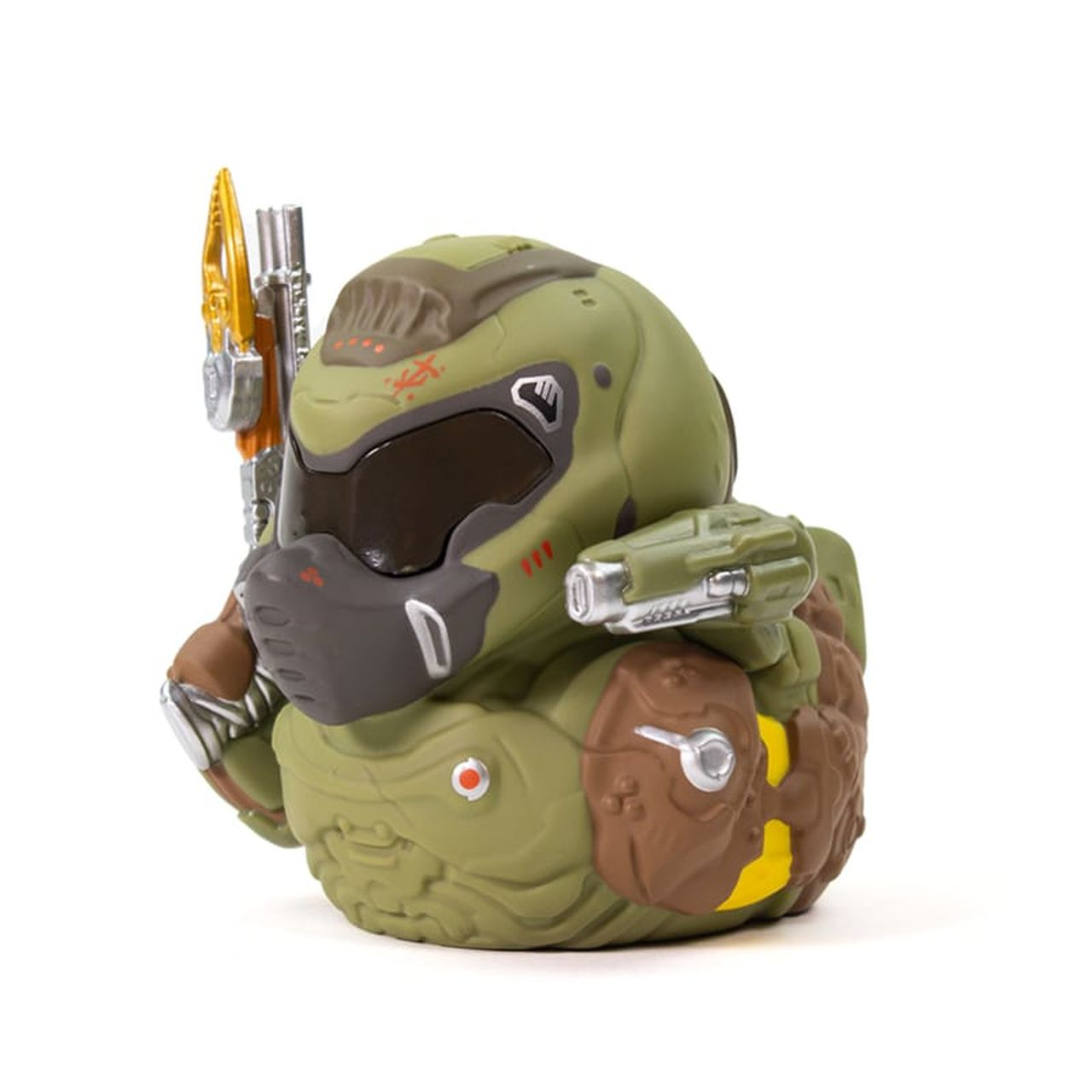PRÉ VENDA: Tubbz Doom Slayer (Doomguy): Doom Eternal (Cosplaying Duck Collectible) Patinho Colecionável