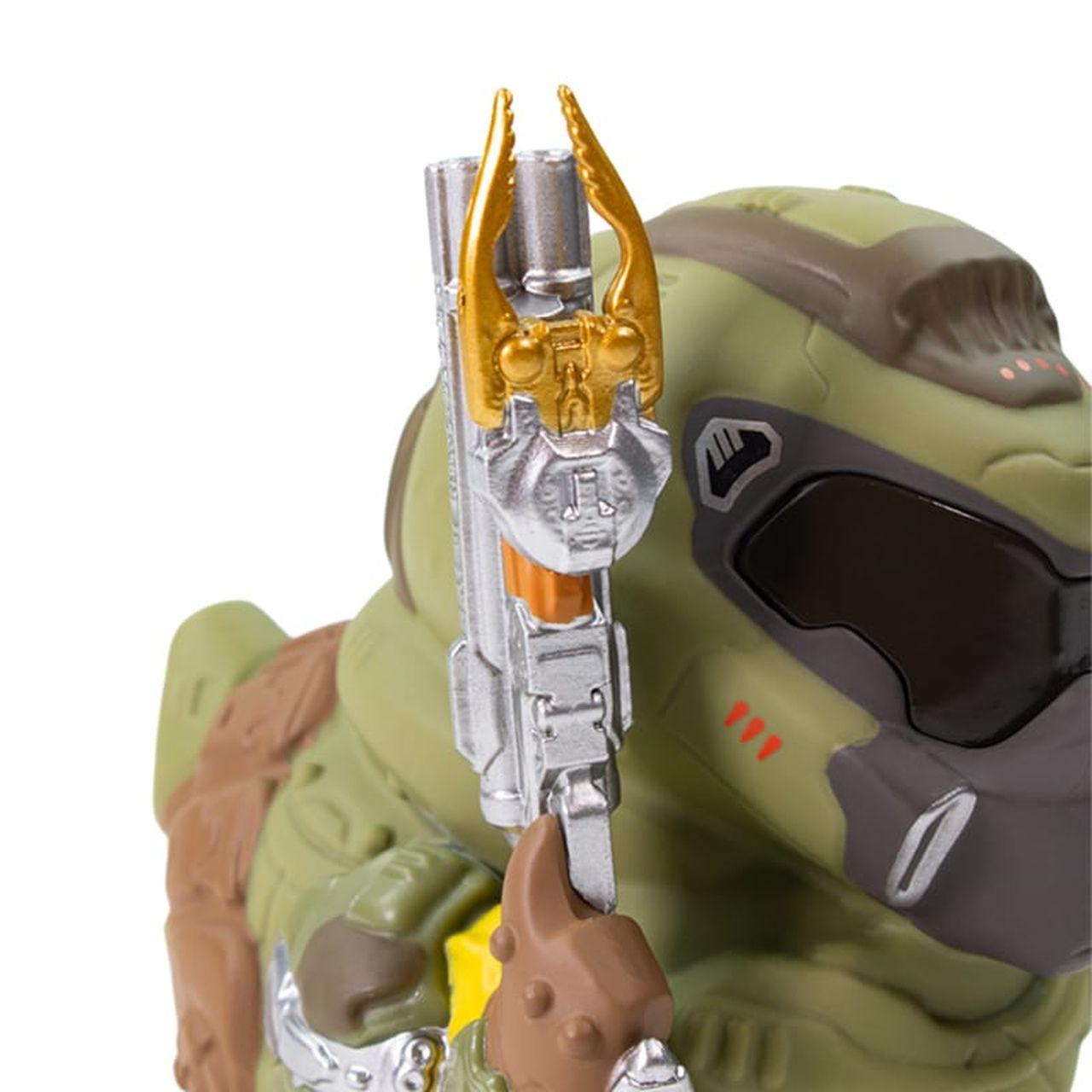 PRÉ VENDA: Tubbz Doom Slayer (Doomguy): Doom Eternal (Cosplaying Duck Collectible) Patinho Colecionável