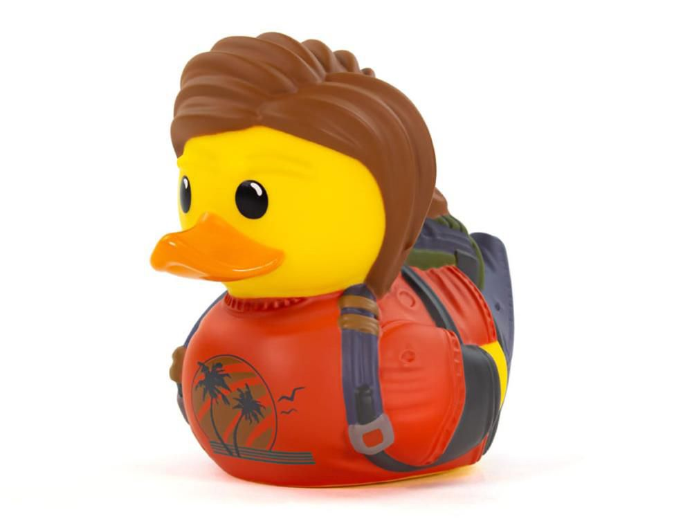 PRÉ VENDA: Tubbz Ellie: The Last of Us Cosplaying Duck Collectible (Patinho Colecionável)