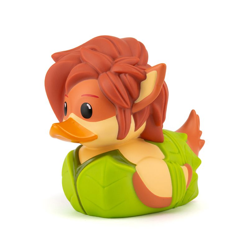 PRÉ VENDA: Tubbz Elora: Spyro the Dragon (Cosplaying Duck Collectible) Patinho Colecionável