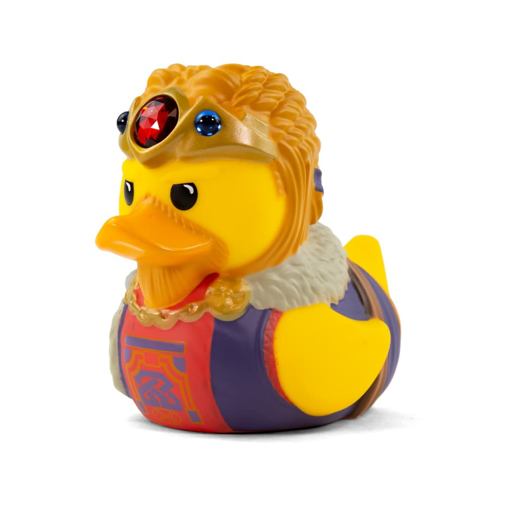 PRÉ VENDA: Tubbz Jarl Balgruuf (the Greater): The Elder Scrolls V Skyrim (Cosplaying Duck Collectible) Patinho Colecionável