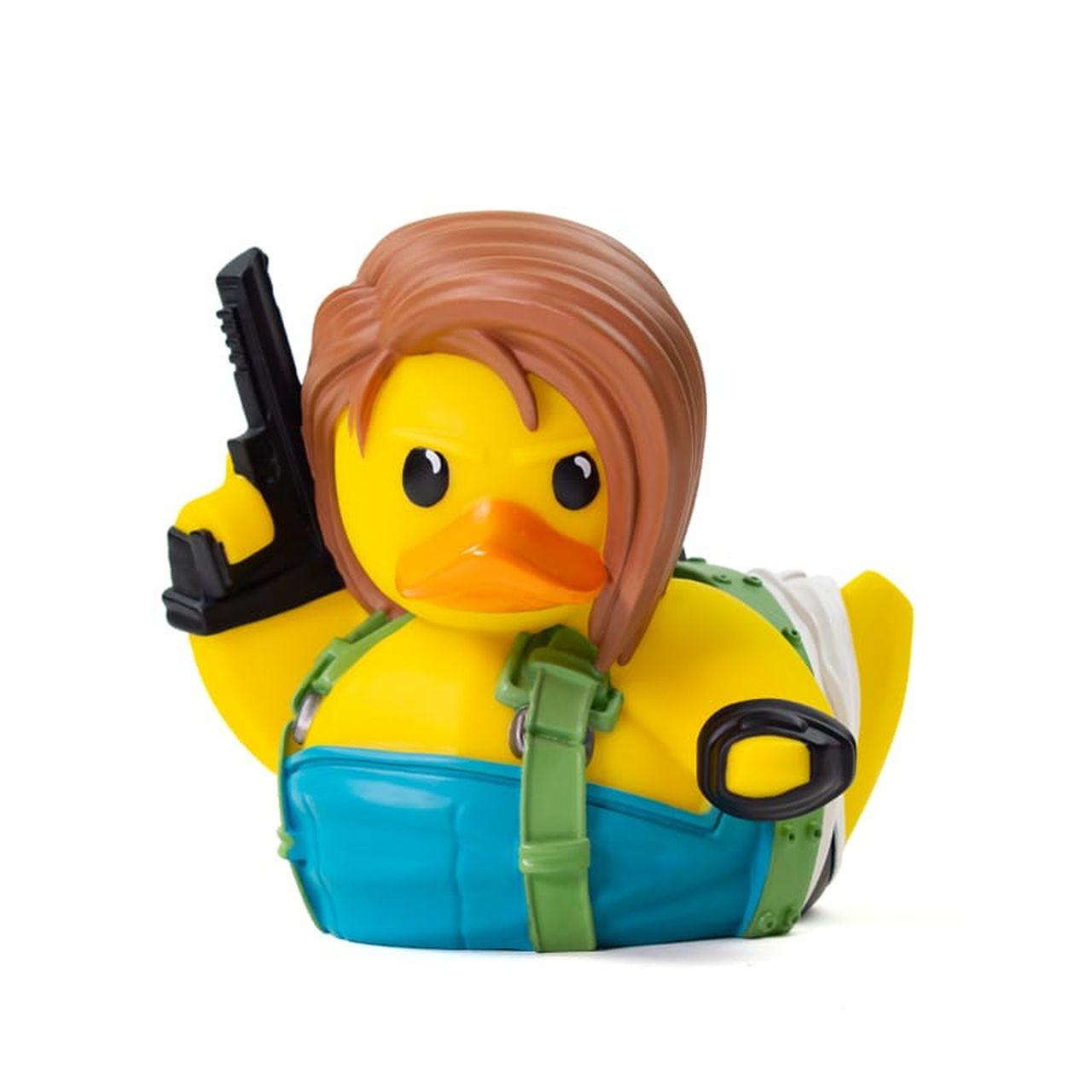 PRÉ VENDA: Tubbz Jill Valentine: Resident Evil (Cosplaying Duck Collectible) Patinho Colecionável