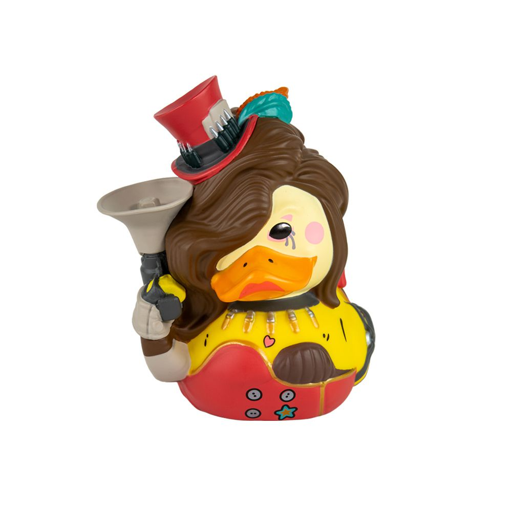 PRÉ VENDA: Tubbz Moxxi: Borderlands 3 (Cosplaying Duck Collectible) Patinho Colecionável