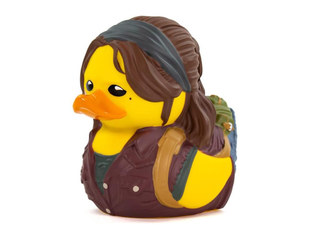 PRÉ VENDA: Tubbz Tess: The Last of Us Cosplaying Duck Collectible (Patinho Colecionável)