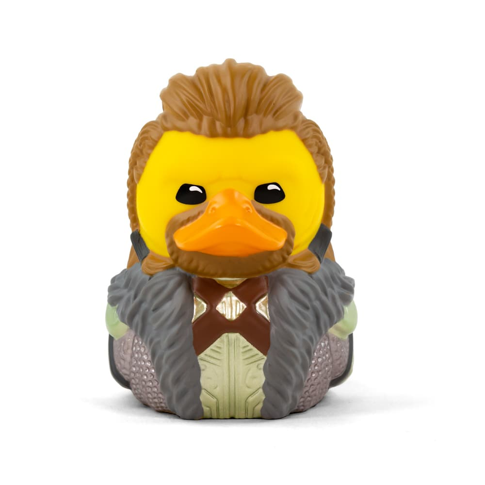 PRÉ VENDA: Tubbz Ulfric Stormcloak: The Elder Scrolls V Skyrim (Cosplaying Duck Collectible) Patinho Colecionável