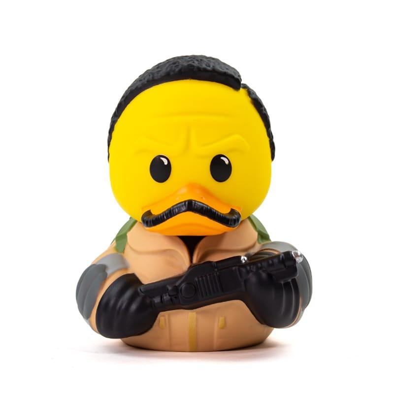 PRÉ VENDA: Tubbz Winston Zeddemore: Os Caça-Fantasmas (Ghostbusters) Cosplaying Duck Collectible (Patinho Colecionável)