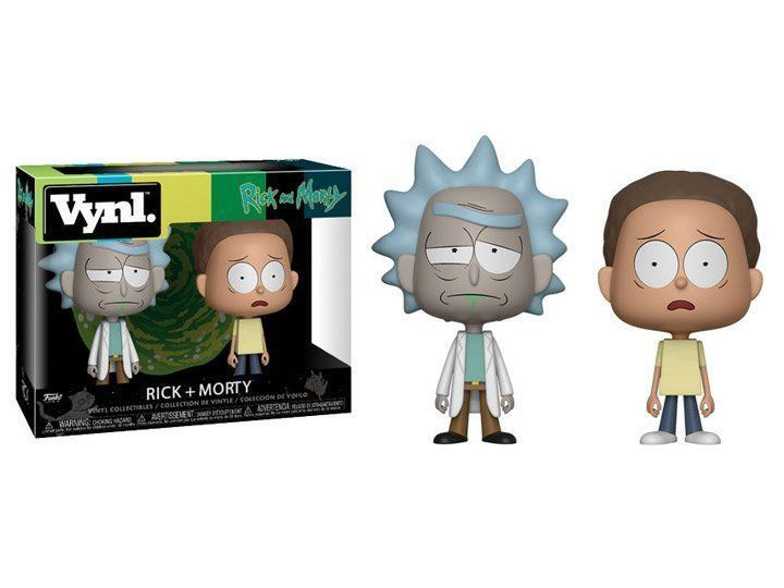 Funko Vynl Rick + Morty: Rick And Morty - Funko