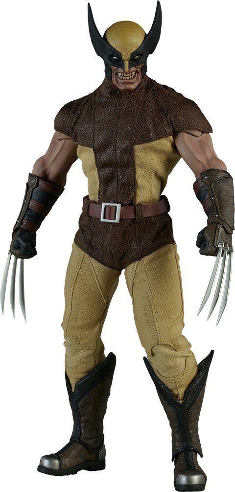 Boneco Wolverine: X-Men Escala 1/6 - Sideshow
