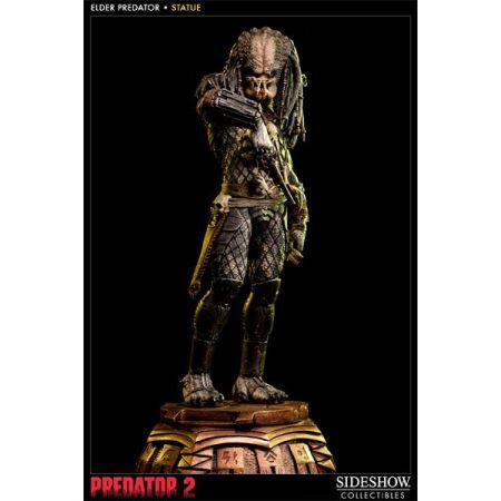 Predador / Predator 2 Elder Predator Estátua 1:5 - Sideshow