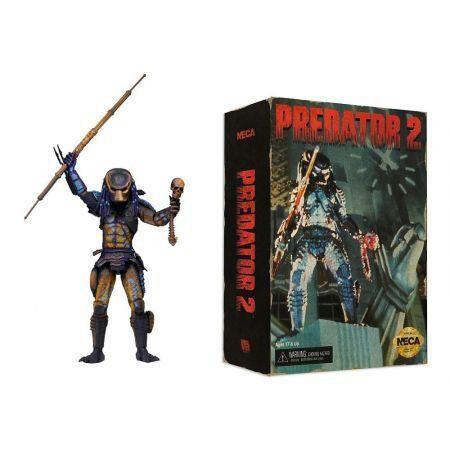 Predador / Predator 2 Versão Video Game  - Neca