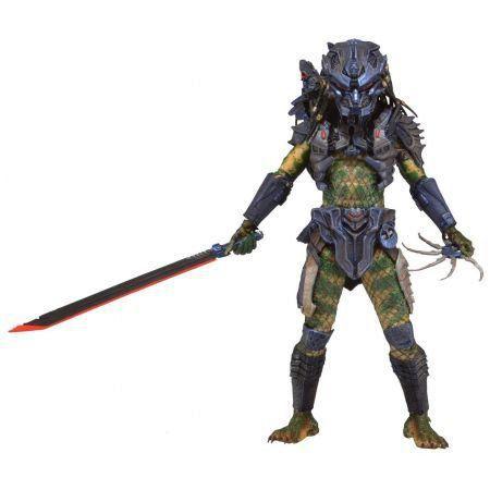 Predador / Predator Battle Armor Lost - Neca