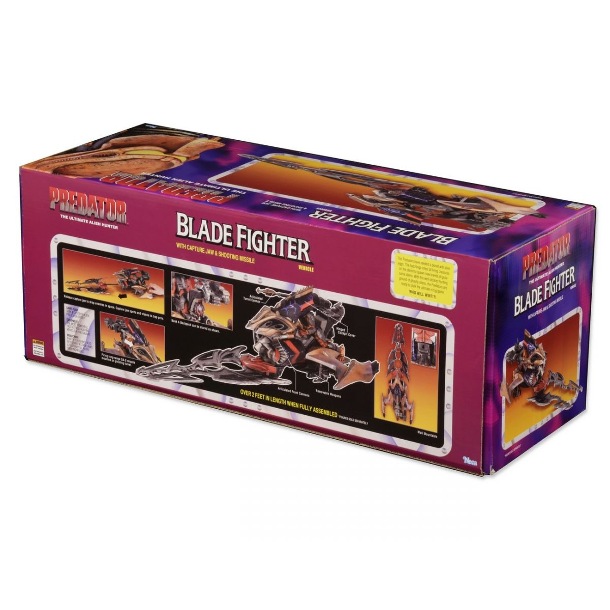 Predador / Predator Vehicle Blade Fighter - Neca