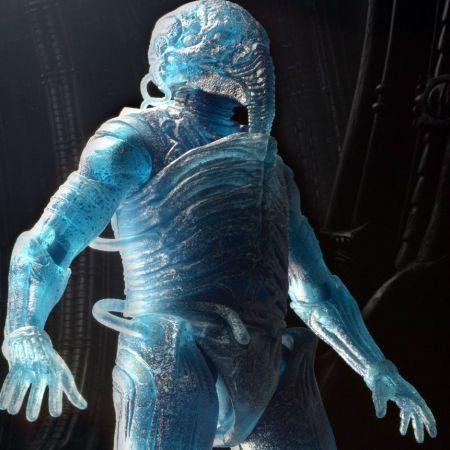 Prometheus Engenheiro Holografico (Char suit) - Neca