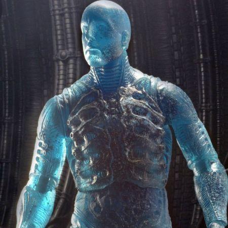 Prometheus Engenheiro (Pressure Suit) serie 2 - Neca