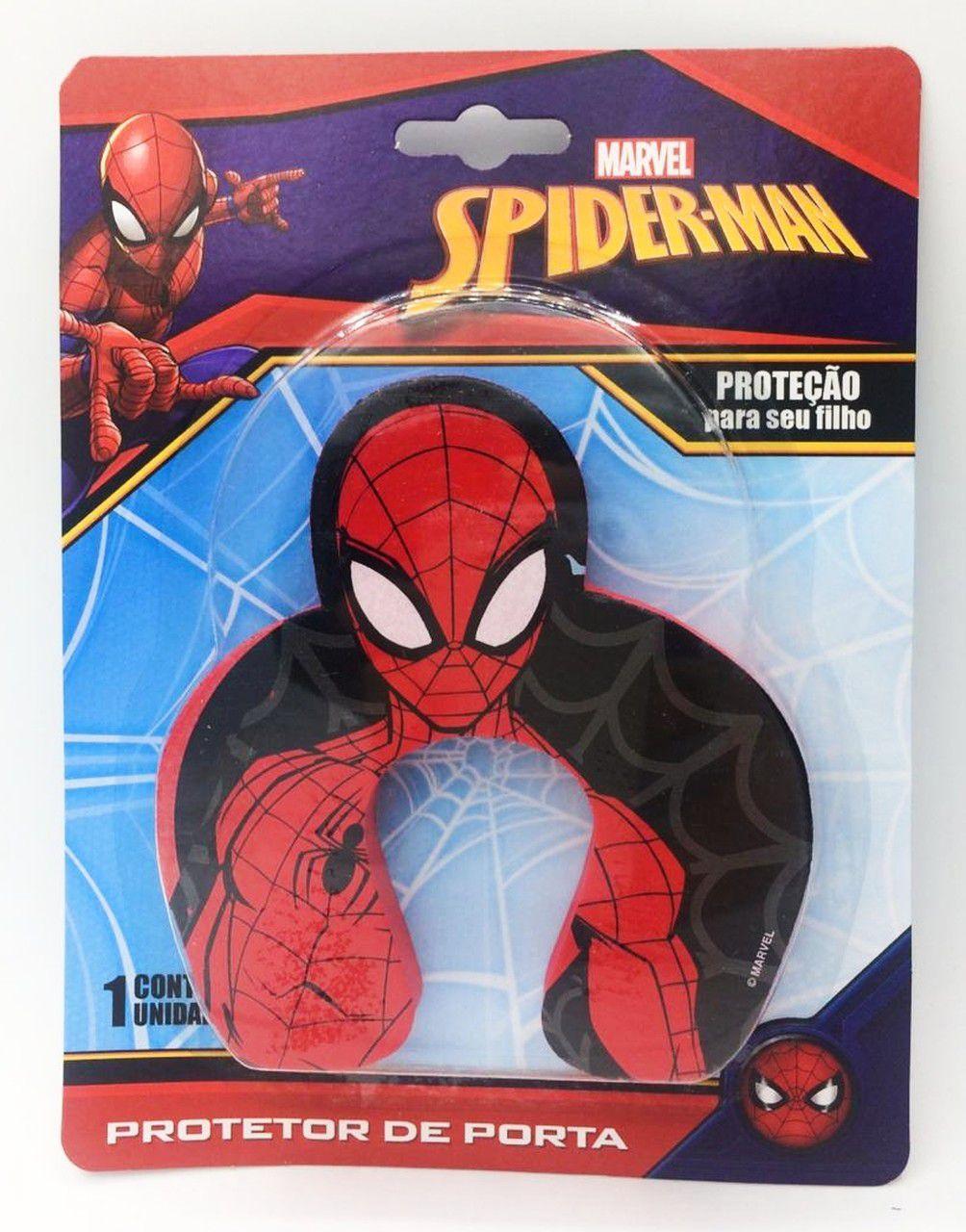 Protetor De Porta Homem-Aranha - Disney