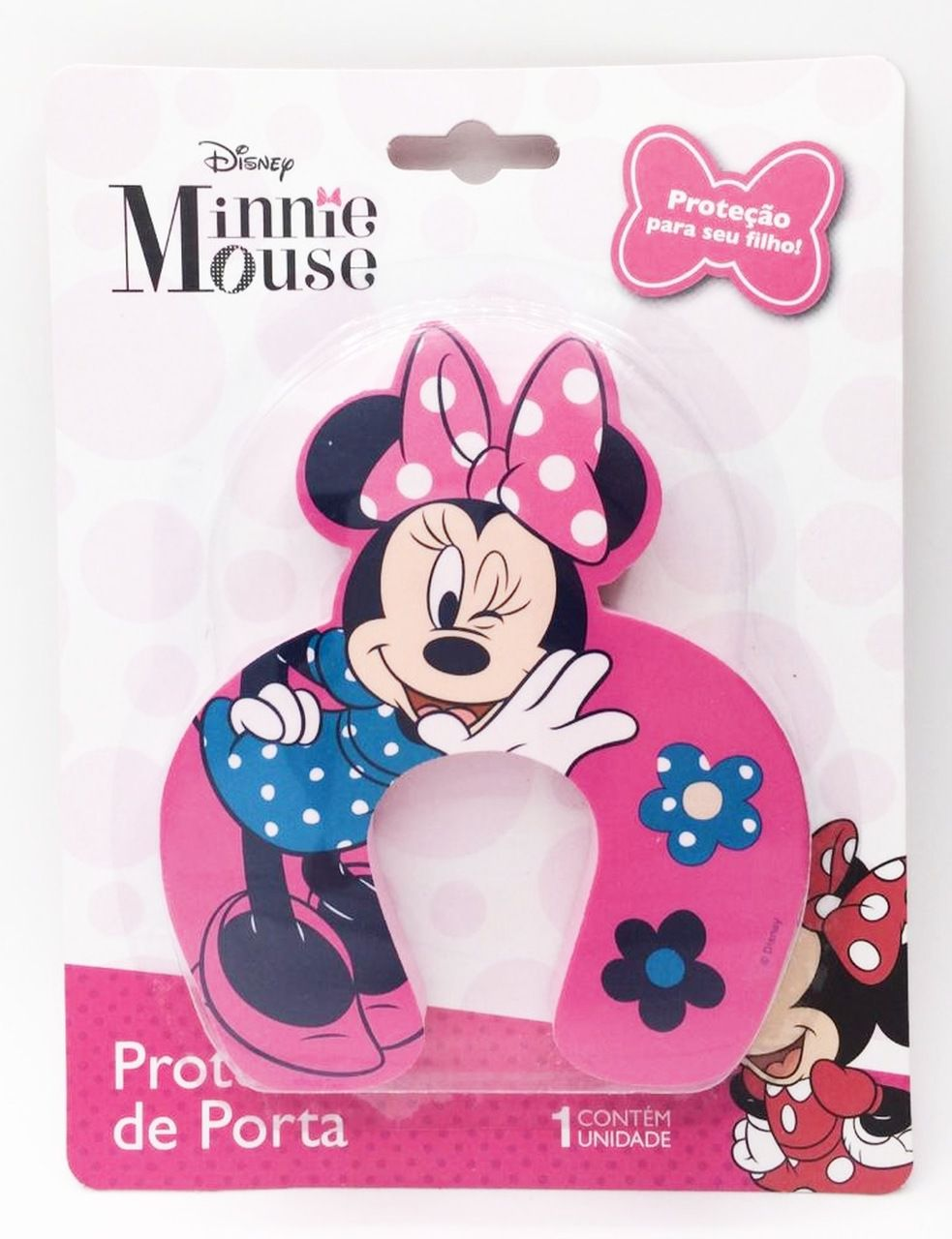 Protetor De Porta Minnie Mouse - Disney