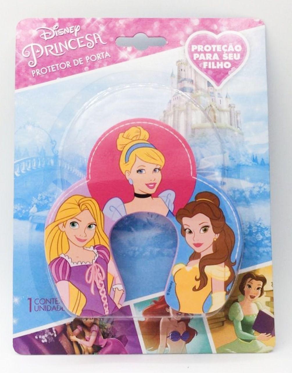 Protetor De Porta Princesas - Disney