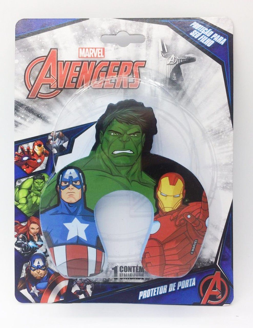 Protetor De Porta Vingadores (Avengers) - Marvel