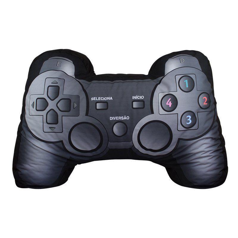 Pufe Controle de Video Game