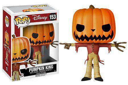 Funko Pop Pumpkin King: Disney #153 -  Funko