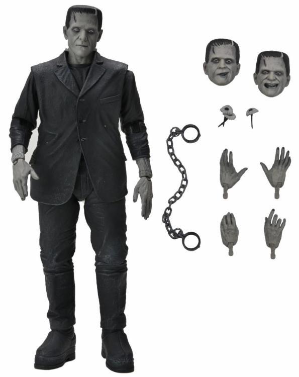 PRÉ VENDA: Action Figure Frankenstein: Universal Monsters Ultimate Frankenstein's Monster - Neca