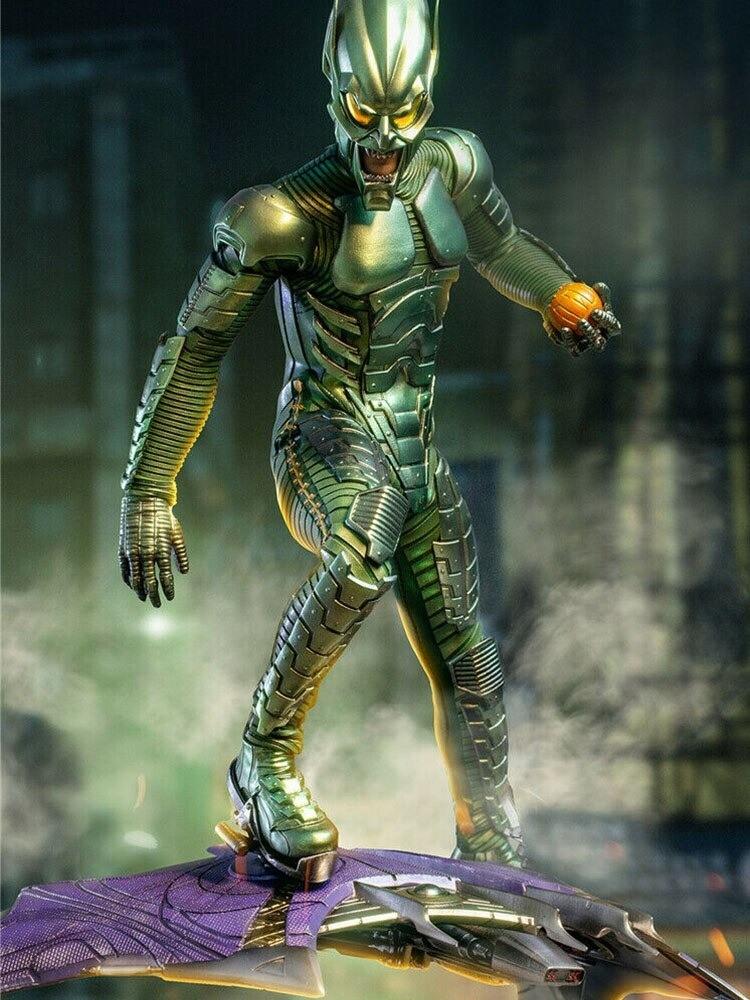 Duende Verde: Homem-Aranha - Edição de Luxo Escala 1/6 - Hot Toys  - EV